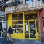 Bareburger, the restaurant with organic burgers in Chelsea