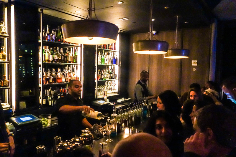 The skylark the new rooftop venue in new york new york for Food bar new york city
