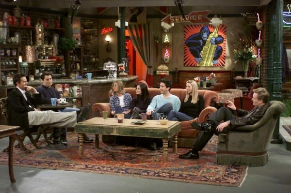 Central Perk Cafe New York City Address