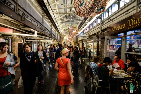 Chelsea Market New York Restaurants
