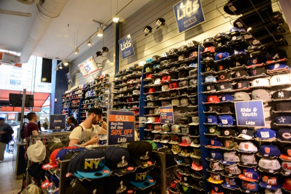 Lids Custom Hats >> Customize hats, caps & team gear in New York at Lids