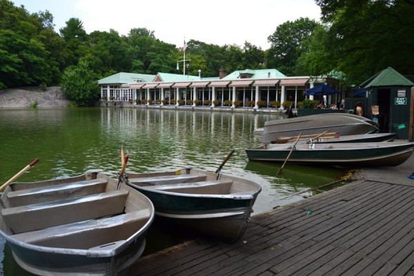 The Loeb Boathouse Central Park Restaurant (A NYCTT by Marion)