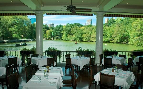 The Boathouse Restaurant New York