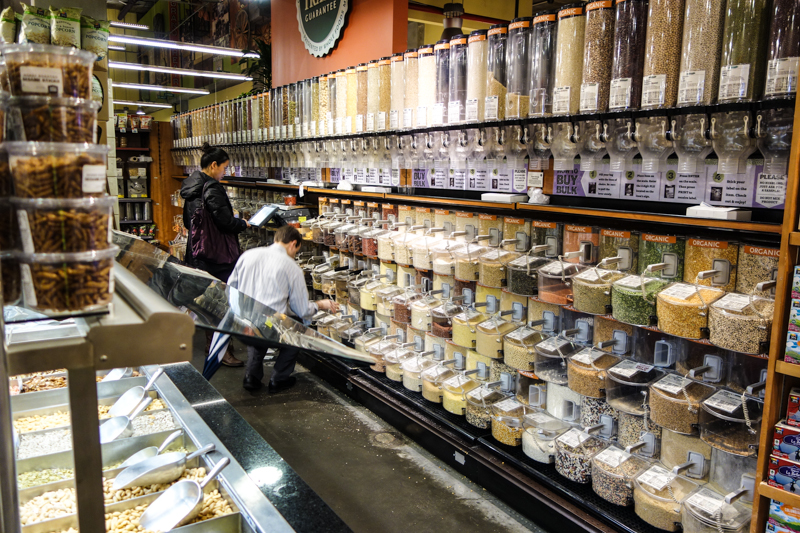 Whole Foods Market: The great plan to eat bio in New York