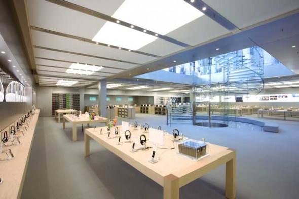 Apple Stores In New York