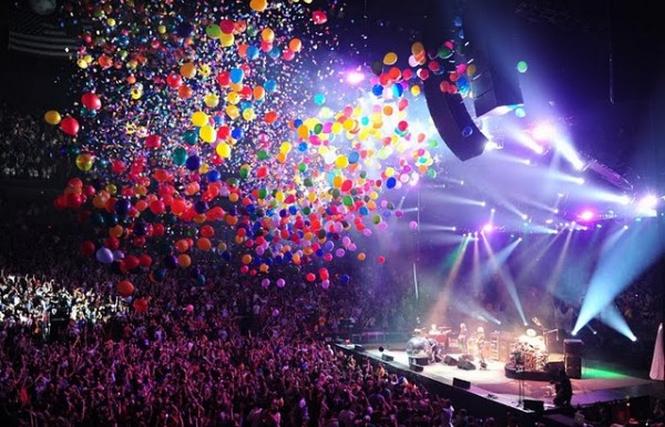 Does Coldplay Travel On A Tour Bus