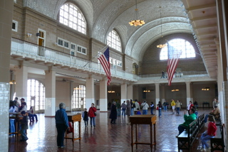 How Long Does It Take To Go To Ellis Island