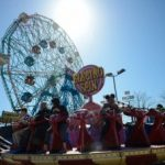 Enjoy some time at Luna Park in Coney Island