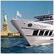 diner cena en un crucero nueva york