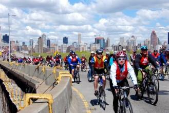 Five Borough Bike Tour