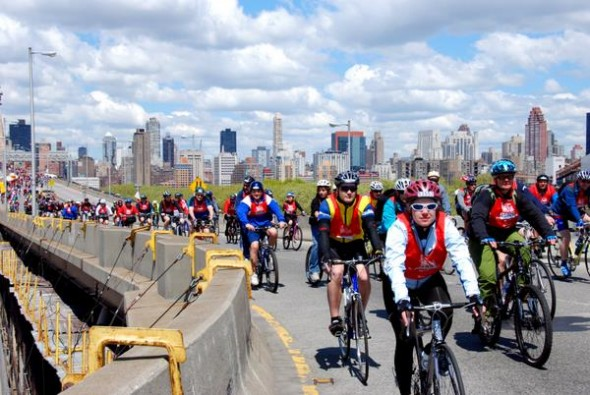 Five Borough Bike Tour