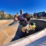 Skate parks in New York