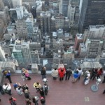 Top of the Rock at Rockefeller Center