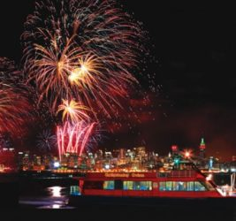 A cruise to celebrate New Year's Eve in New York - New ...