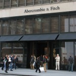 Go shop at Abercrombie & Fitch!