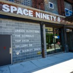 Space Ninety 8, an Urban Outfitters concept store in Williamsburg (Brooklyn)