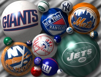 New York teams - the sports cycle