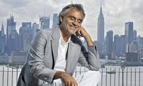 andrea bocelli madison square garden