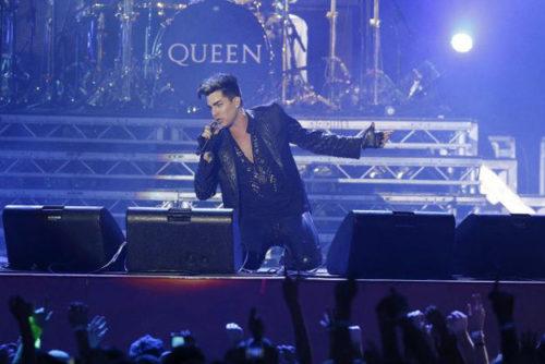 Queen Adam Lambert NY 2014