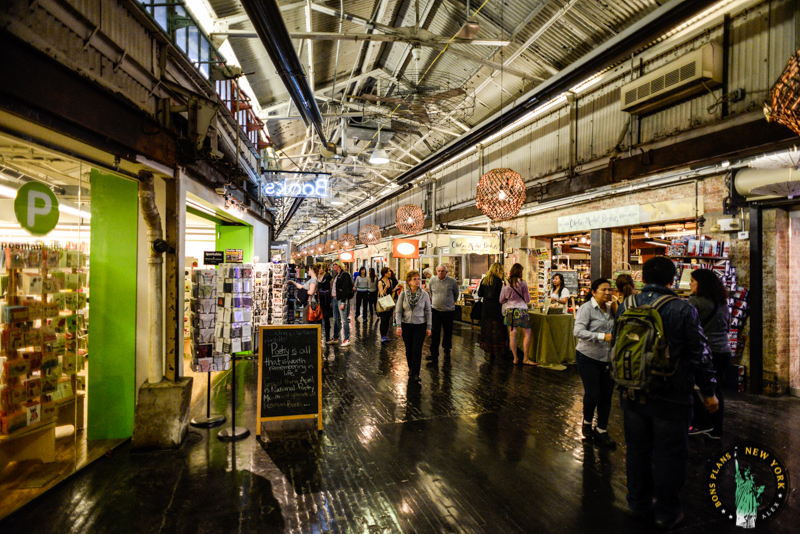 Afbeeldingsresultaat voor chelsea market new york