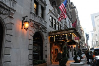 Warwick Hotel In New York A Good Plan For Its Location Quality