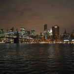 Dinner on a yacht in Manhattan for a romantic night