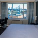 The Wyndham Garden Long Island City, an economic hotel near Manhattan