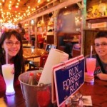The Bubba Gump restaurant in Times Square (a New York City Travel Tip from Michael)