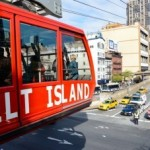 The Roosevelt Island Tramway
