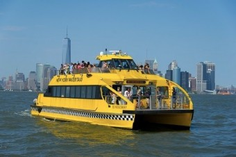 ny waterway ny water taxi and nyc ferry a fun way to commute around manhattan. Black Bedroom Furniture Sets. Home Design Ideas