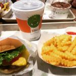 Shake Shack: one of the best burgers in New York