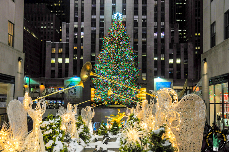 decorations noel new york 2018 Top of the Rock at Rockefeller Center decorations noel new york 2018
