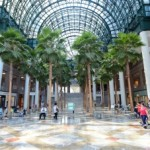 A trip through the Brookfield Place mall