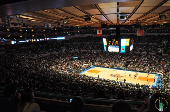 Attend A Nba And Nhl Game Or A Concert At Madison Square Garden