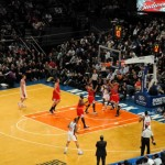 Attend a NBA and NHL game, or a concert at Madison Square Garden
