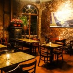 Cupping Room Café, a charming restaurant in Soho
