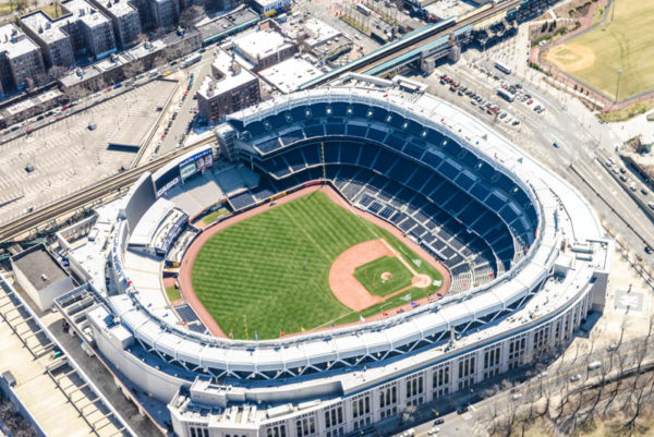 While Looking At Yankee Stadium Seating Chart Look For Higher Spots Since It S Er Especially With Section 414 To 418