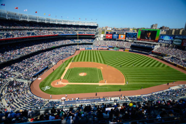 Travel To Yankee Stadium From New Jersey