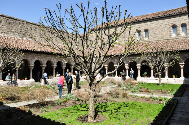 The Cloisters: Is it worth visiting it during your trip to New York? on vatican museum map, new york city area map, museums in ny map, new york attractions map, new york museums map,