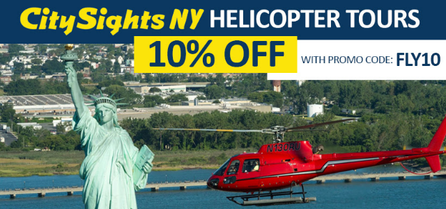 helicopter new york coupon