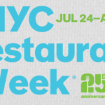 New York Restaurant Week in Summer 2017
