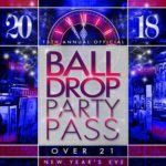 Celebrate New Year's Eve 2018 with a Balldrop.com event