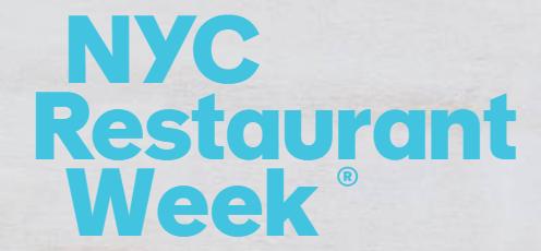Nycgo Restaurant Week Capital Grille