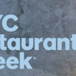 New York Restaurant Week in Summer 2018