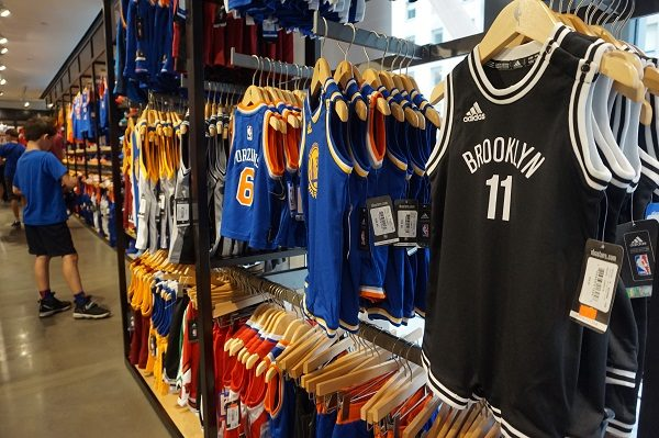 d481abd44 The NBA Store of New York City