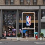 The NBA Store of New York City, not only for NBA fans!