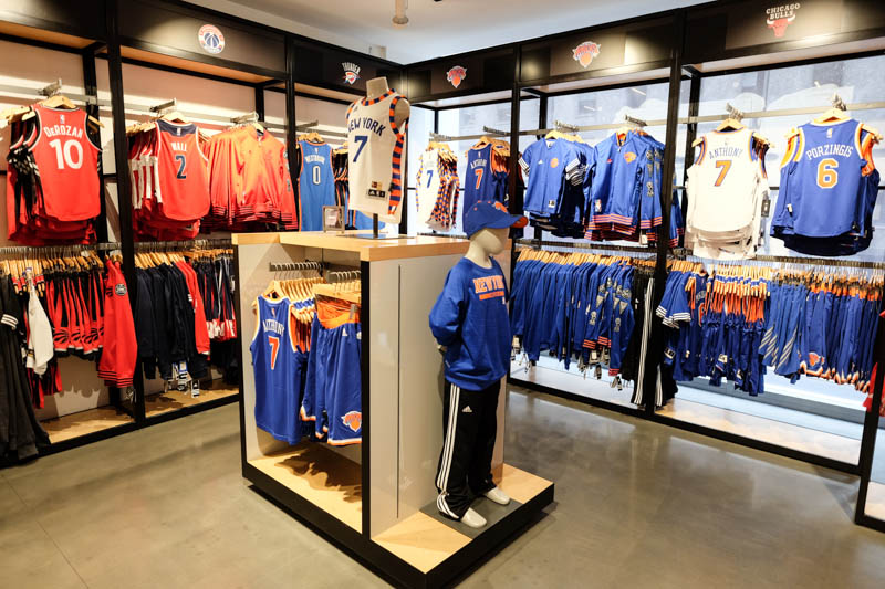 a1970e5b735 The NBA Store of New York City, not only for NBA fans!
