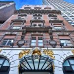 The Life Hotel, a historic building in the NoMad area of New York