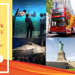 Special promotions and savings to visit New York