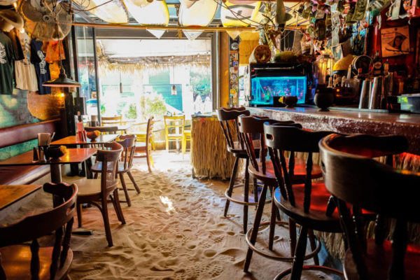 Dig Your Toes Into The Sand At Brooklyn Surf Bar In Williamsburg